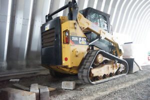 Heavy Equipment - 2014 Caterpillar Compact Track Loader