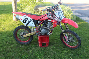 Fantastic condition, Honda 150CRF for sell $3400 obo