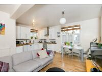 TWO DOUBLE BEDROOMS, TWO BATHROOMS, MODERN, NEWLY REFURBISHED, MOMENTS FROM TUBE & SHOPS