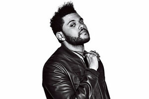 THE WEEKND IN MONTREAL TICKET