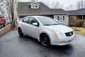2009 Nissan Sentra FE+ (Single Owner, Summer & Winter Tires)
