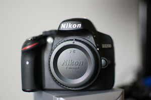 Nikon D3200 DX BODY ONLY