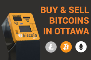 Buy Bitcoins in Ottawa! (100% Safe + NO ID REQUIRED)