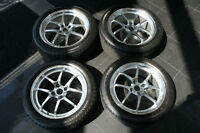 General Exclaim UHP / Set of 4 Wheels and Tires/ R16 - R17