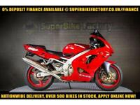 1999 T KAWASAKI ZX-9R RC 0% DEPOSIT FINANCE AVAILABLE