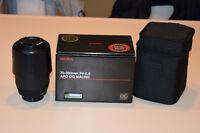 Sigma 70-300mm f/4-5.6 APO DG Macro pour Pentax