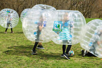 Play Bubble Soccer & other Bubble Sports