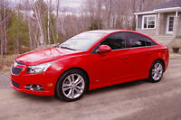 2013 Chevrolet Cruze Lt Rs Berline