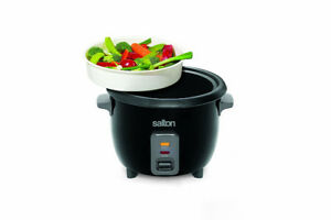 Automatic Rice Cooker, Stainless Steel $30