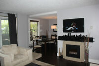 Beautiful 1 bedroom condo in well kept secure and clean building