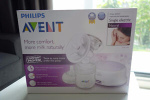 Double Electric Breast Pump with Warranty and Invoice Gatineau Ottawa / Gatineau Area image 1