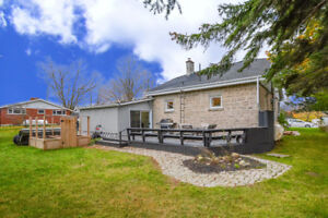 8298 Wellington Road 124 is a Charming Century Home