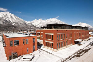 VIDEO - Premiere Penthouse Suite in Downtown Fernie BC