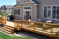 Decks-Fences-Baby Barns-Flooring