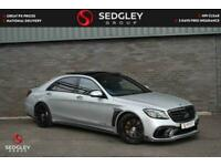 2019 Mercedes-Benz S Class 4.0 S63L V8 AMG (Executive) SpdS MCT (s/s) 4dr Saloon