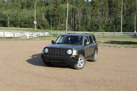 2008 Jeep Patriot SUV, Crossover - LESS THAN 120,000 KM