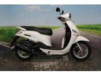 Yamaha XC 115 DELIGHT 2013