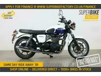 2014 14 TRIUMPH BONNEVILLE 865 - BUY ONLINE CONTACTLESS DELIVERY, USED MOTORBIKE