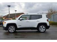 2016 JEEP RENEGADE Jeep Renegade 1.6 Multijet Limited 5dr 2WD
