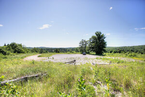 REDUCED PRICE! PANORAMIC VIEW ON 10 ACRES, BANCROFT ON
