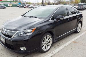 Lexus Hybrid-Excellent conditon-CERTIFIED