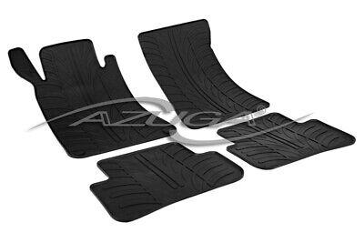 Gummimatten für Mercedes C-Klasse W203/S203 Limousine T-Modell Fußmatten Gummi