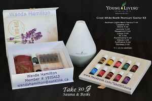 Young Living Essential Oils - Premium Starter Kit