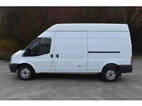 2.4 T350 RWD 5D 100 BHP LWB HIGH DIESEL MANUAL PANEL VAN 2012
