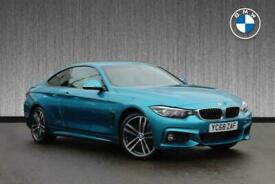 image for 2019 BMW 4 Series 430d xDrive M Sport Coupe Auto Coupe Diesel Automatic