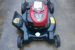 CRAFTSMAN 6.5 HP MULCH OR MOW/ SELF-PRO