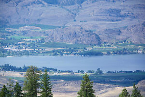20 acres with panoramic view of Lake Osoyoos