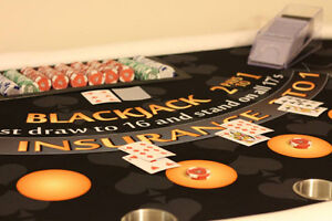Casino Game Rentals for Weddings, Cocktail Hours, Stags Kitchener / Waterloo Kitchener Area image 3