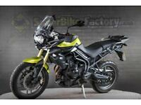 2011 11 TRIUMPH TIGER 800CC 0% DEPOSIT FINANCE AVAILABLE