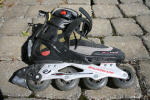 Patin à roues alignées/Rollerblade - 9,5 US