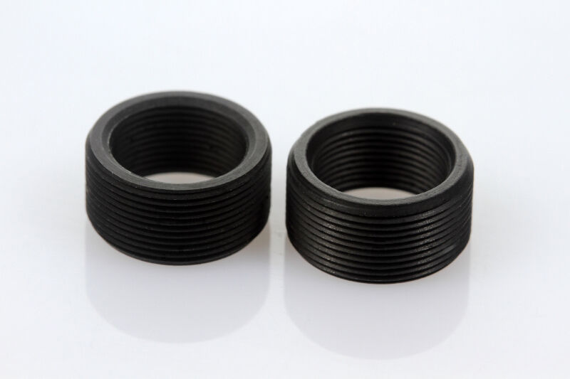 New M9 x0.5 lens to S Mount M12 X0.5  Lens holder male thread Adapter Anodized