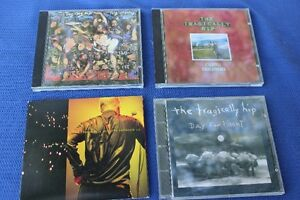 THE TRAGICALLY HIP  CDs London Ontario image 1