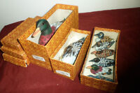 Hand Painted Mini Decoys