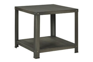 ASHLEY METAL C/E TABLES