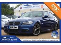 2011 61 BMW 3 SERIES 2.0 320D SPORT PLUS EDITION 4D AUTO 181 BHP DIESEL