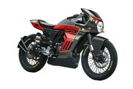 FB Mondial HPS Pagani 300cc classic retro cafe racer style Italian motorcycle