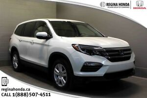 2017 Honda Pilot V6 LX 6AT AWD
