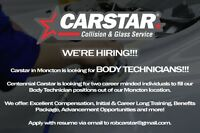 We're HIRING!!! Body Technicians Wanted!!!