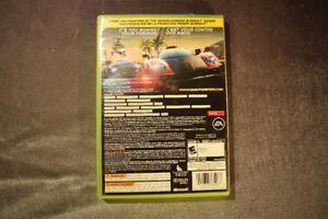 Xbox 360 Need for speed  Hot pursuit