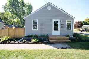 Modern Bungalow With Refinished Yard