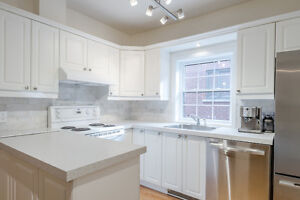 Beautifully renovated upper duplex steps from Monkland Village!