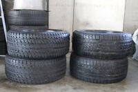 245/45R18 Winter tire set