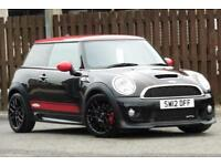 2012 MINI HATCH 1.6 JOHN COOPER WORKS 3DR HATCHBACK PETROL