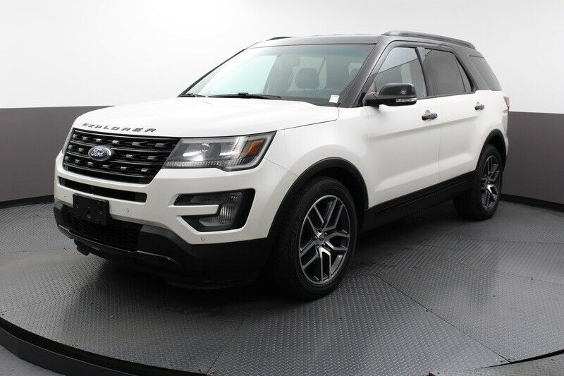 Image 2 Voiture American used Ford Explorer 2017