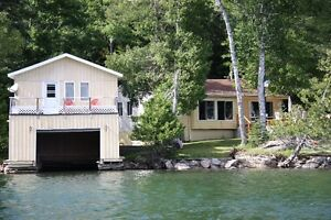 Cottage for sale by owner Lake Pemichangan