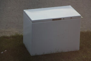 Free Freezer for pick up.